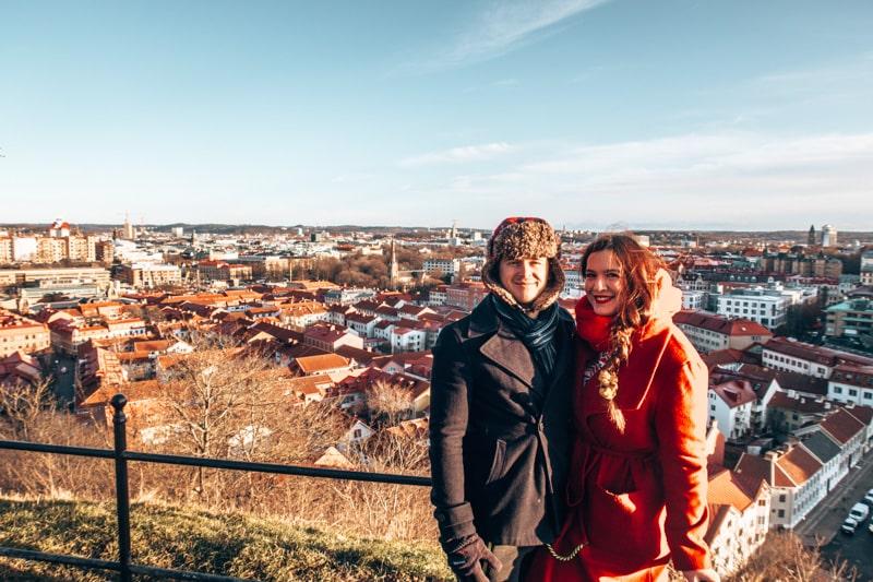 views in gotheburg