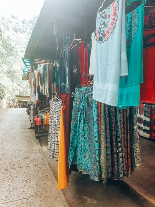 clothes in Bali