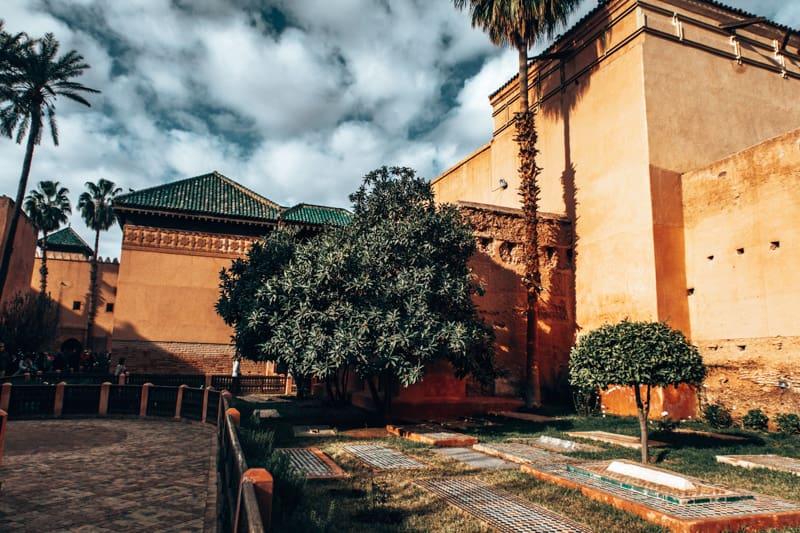 saddian tombs marrakech