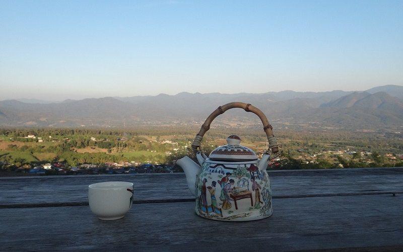 mornings in Pai
