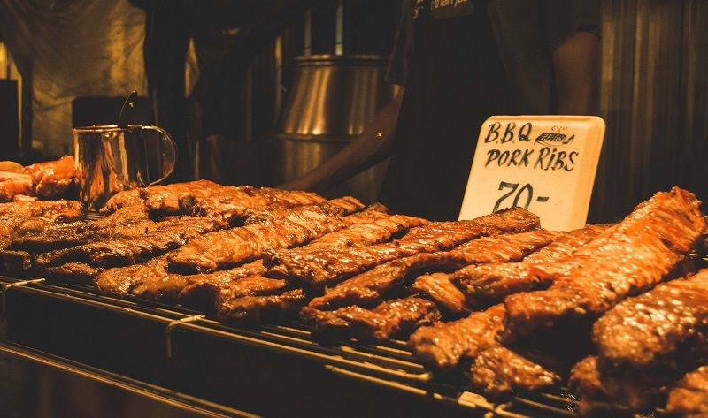 ribs in Thailand