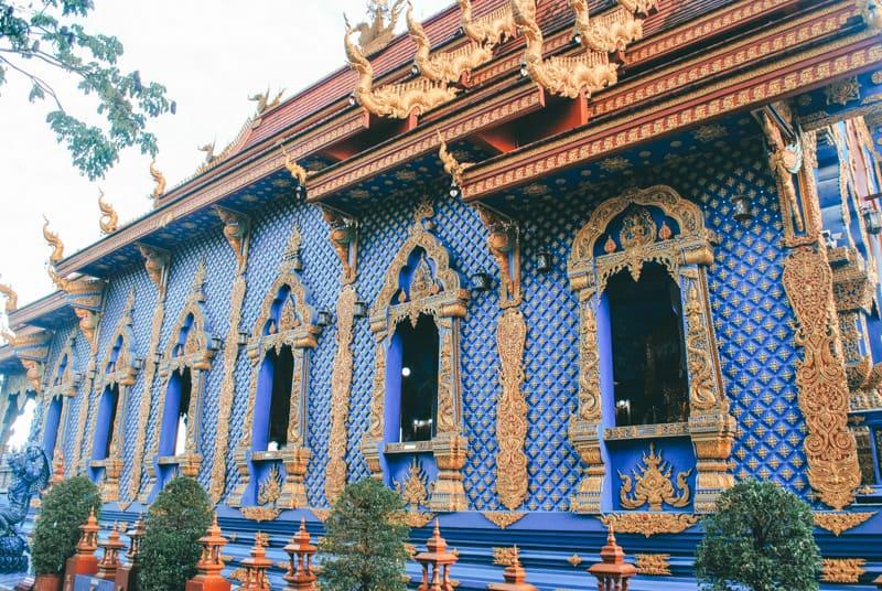 blute temple in chiang rai