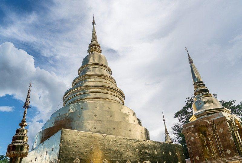 wat phra singh temple Chiang Mai