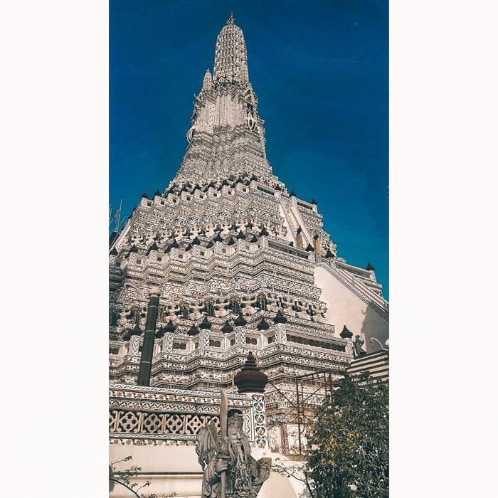 war arun temple of dawn in bangkok