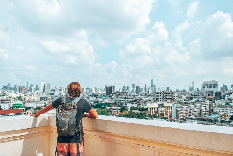 views in bangkok