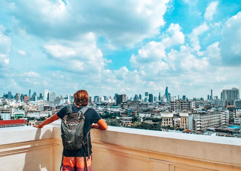 bangkok skyline views