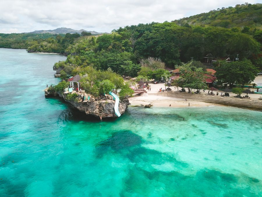 beaches in siquijor