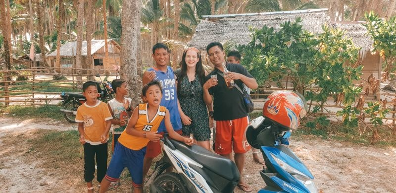 locals in the philippines