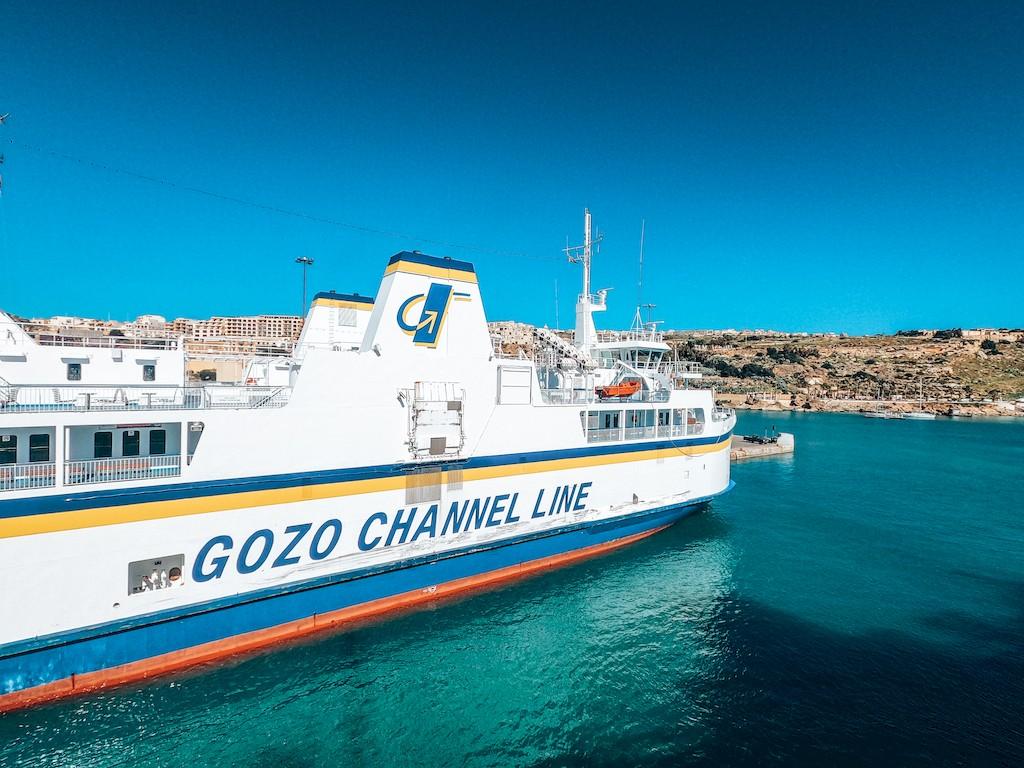 gozo ferry crossing