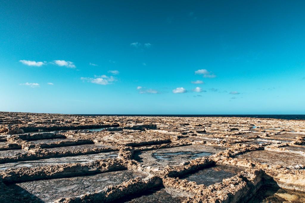 Marsalforn salt pans