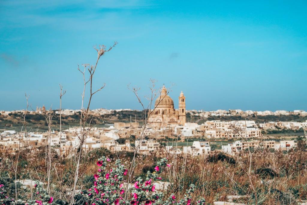 beautful views in gozo