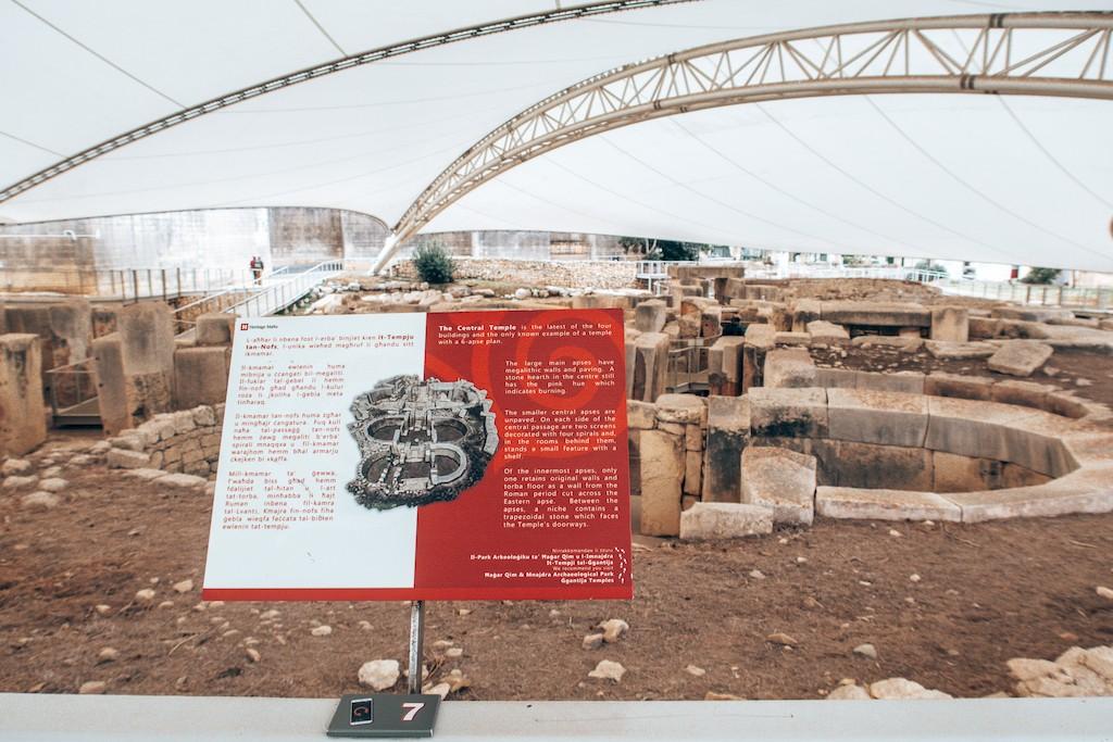 Tarxien templesin malta