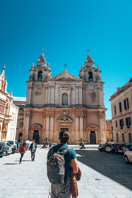 malta attractions