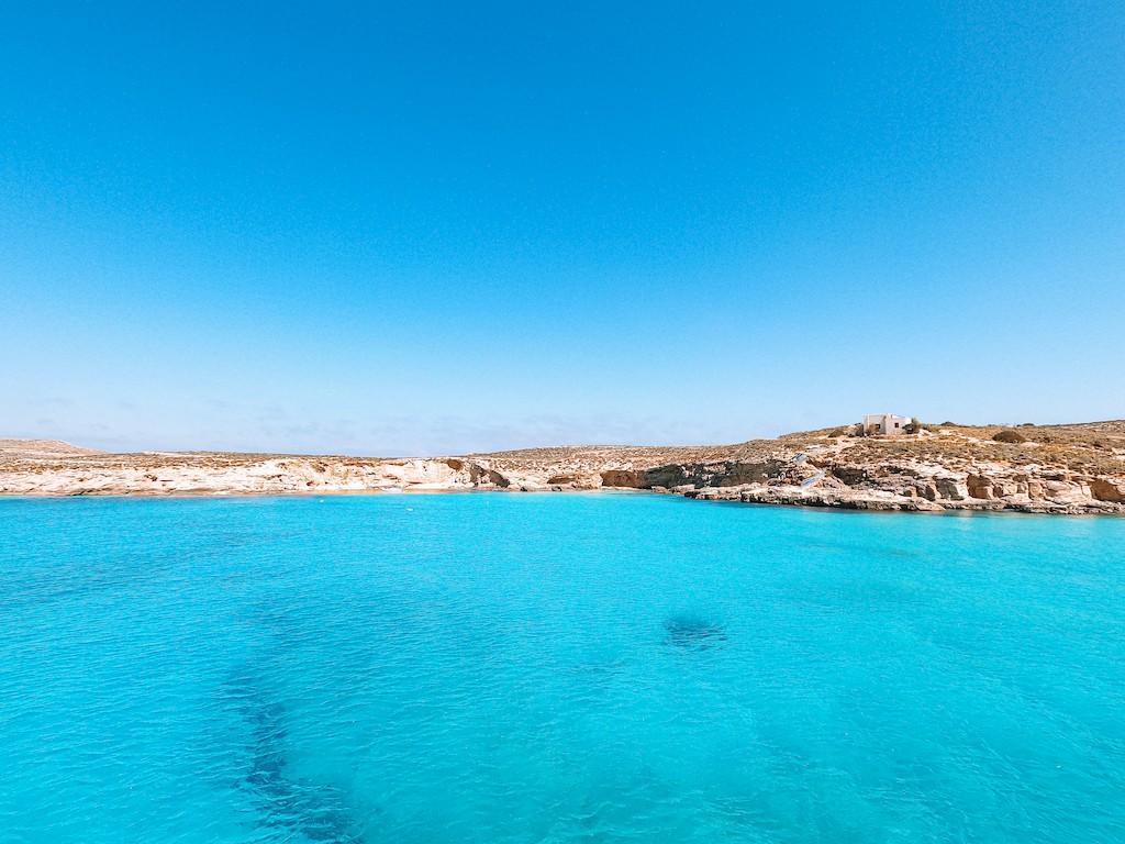 comino island blue lagoon