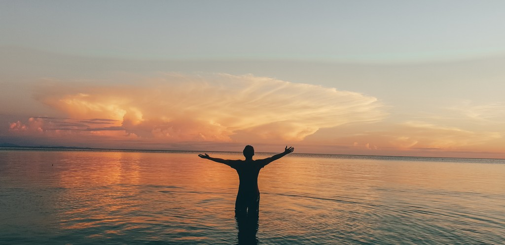 sunsets in siquijor