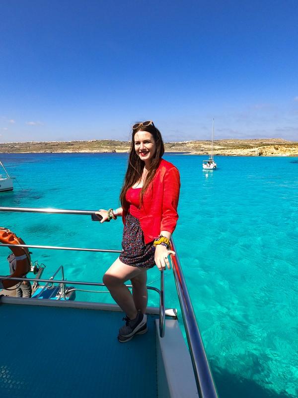 blue lagoon camino tour