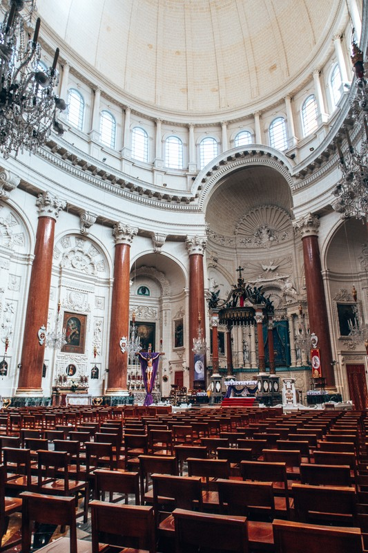 churches in valletta