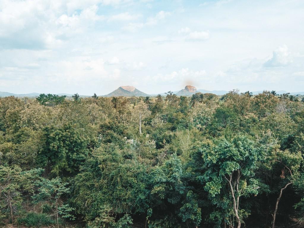 views of sigiyria rock