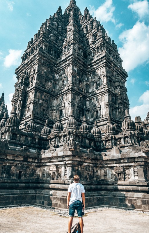 temples in java