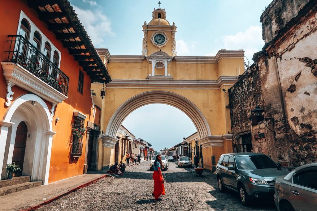 antigua in guatemala
