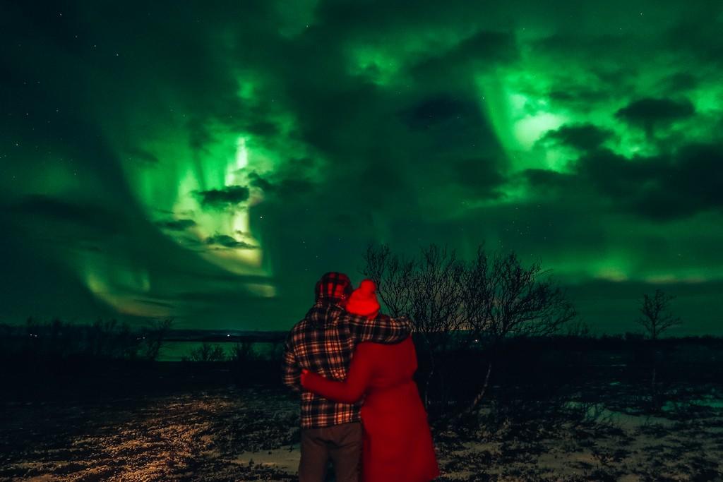 northern lights pics