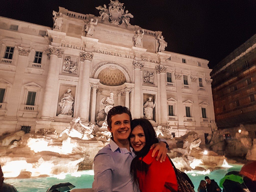 romantic places to visit in rome