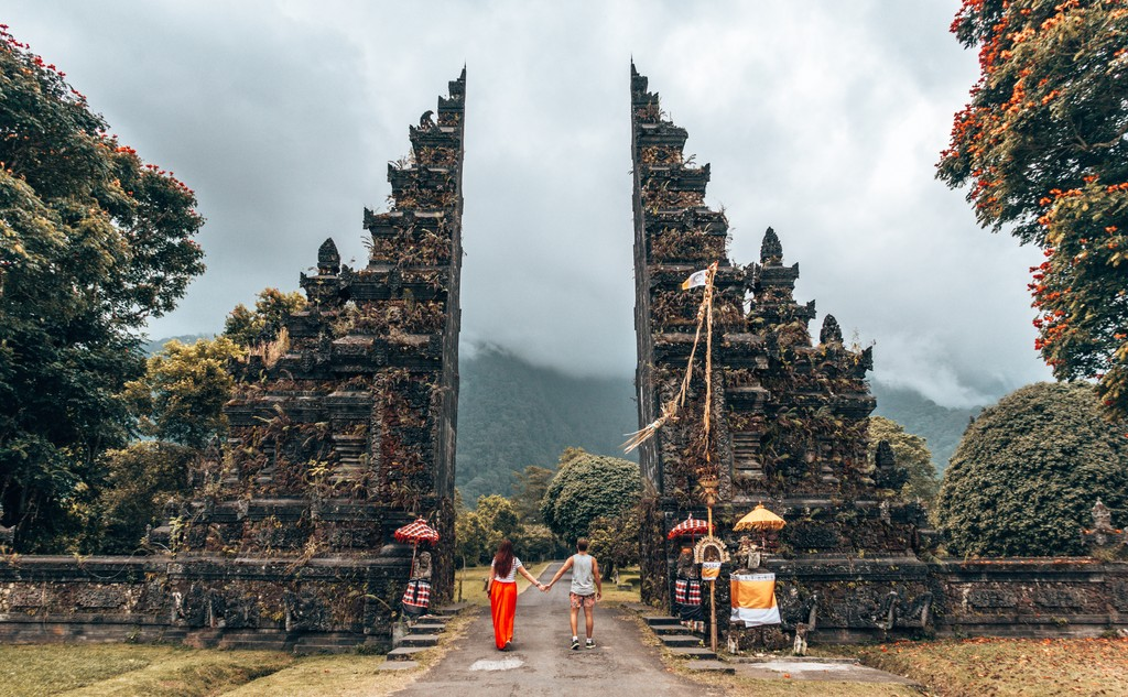 romantic places to visit in bali