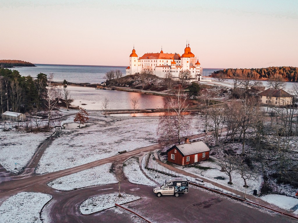 road trip in sweden