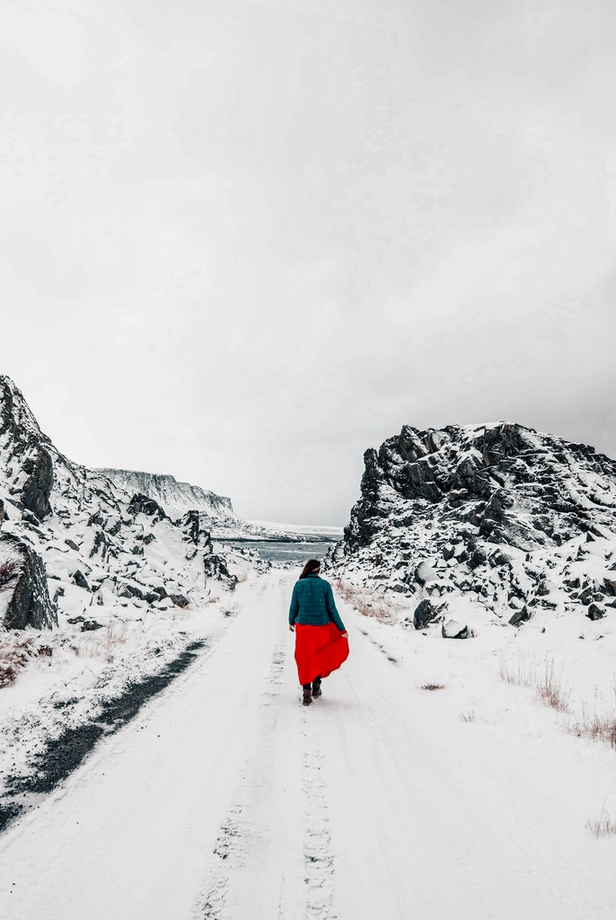 road tripping in northern norway