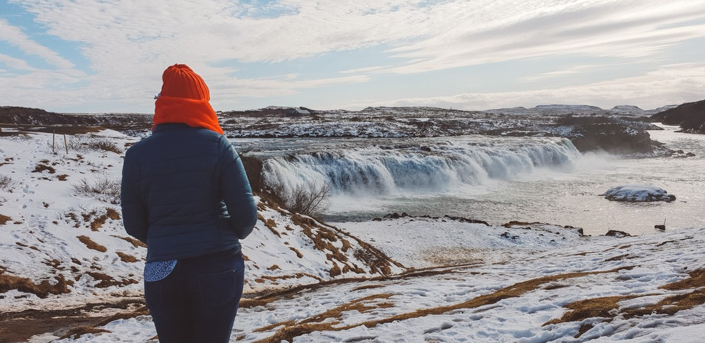 road tripping iceland