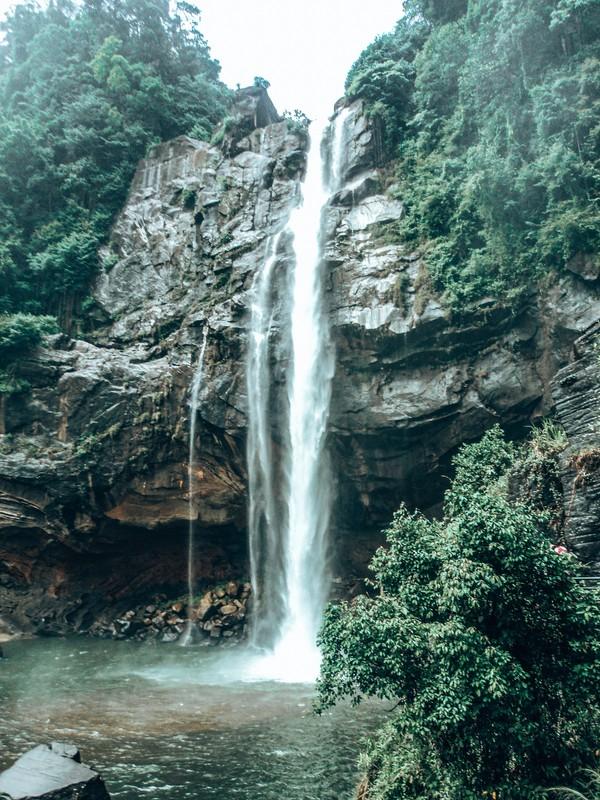 Aberdeen falls in sri lanka