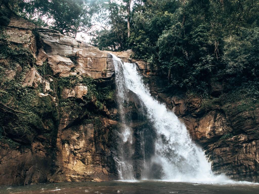 ellawalla waterfall