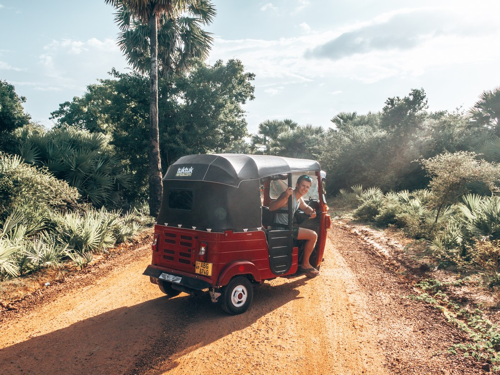 getting around mullaitivu
