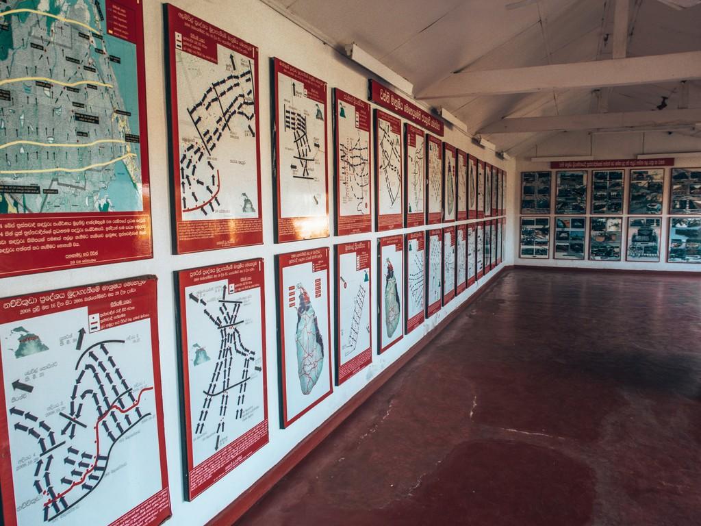 sri lanka war museum