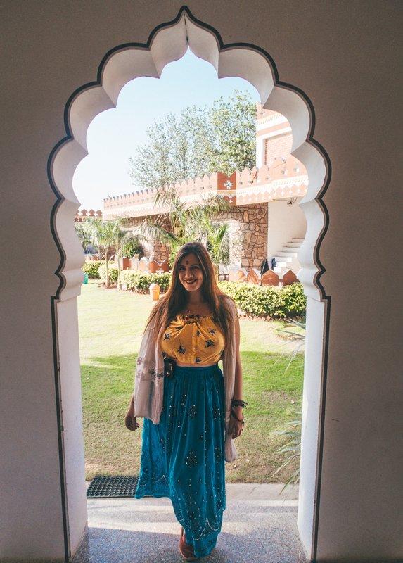 travelling india