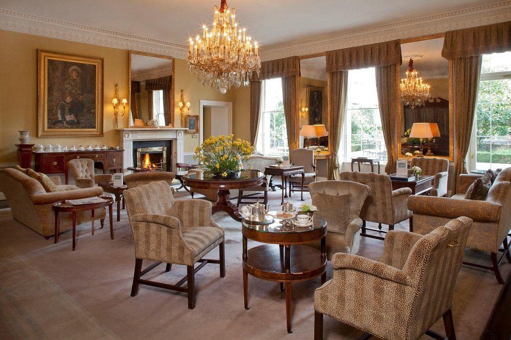 Merrion Hotel in Dublin