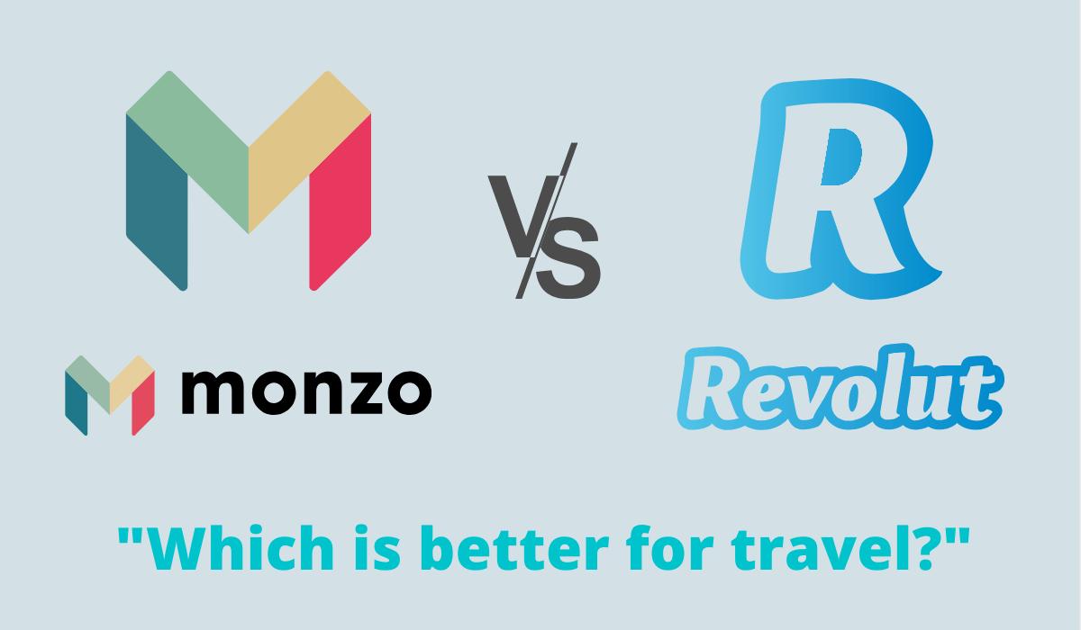 Monzo vs Revolut