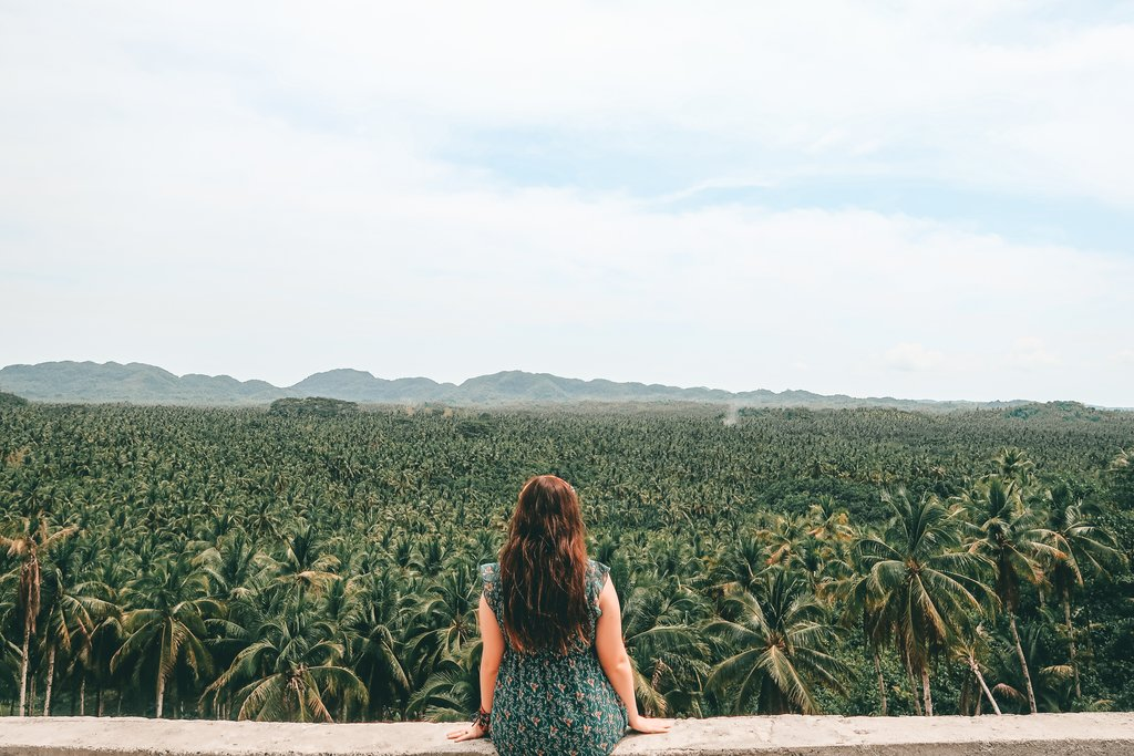 coconut viewpoint siargao