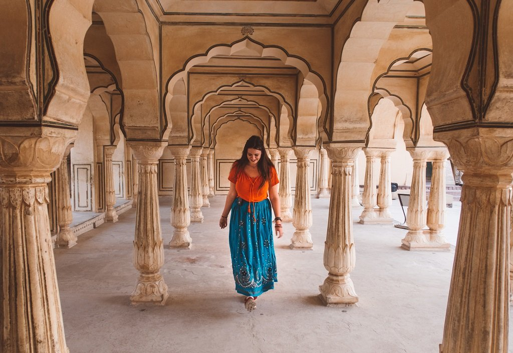 what to wear in India female