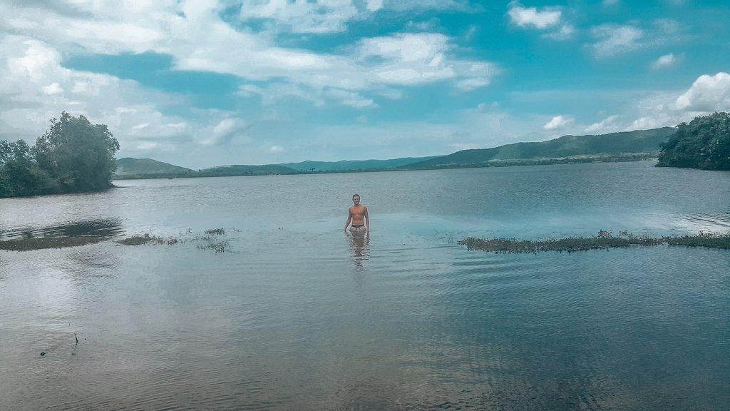 secret lakes in kampot cambodia