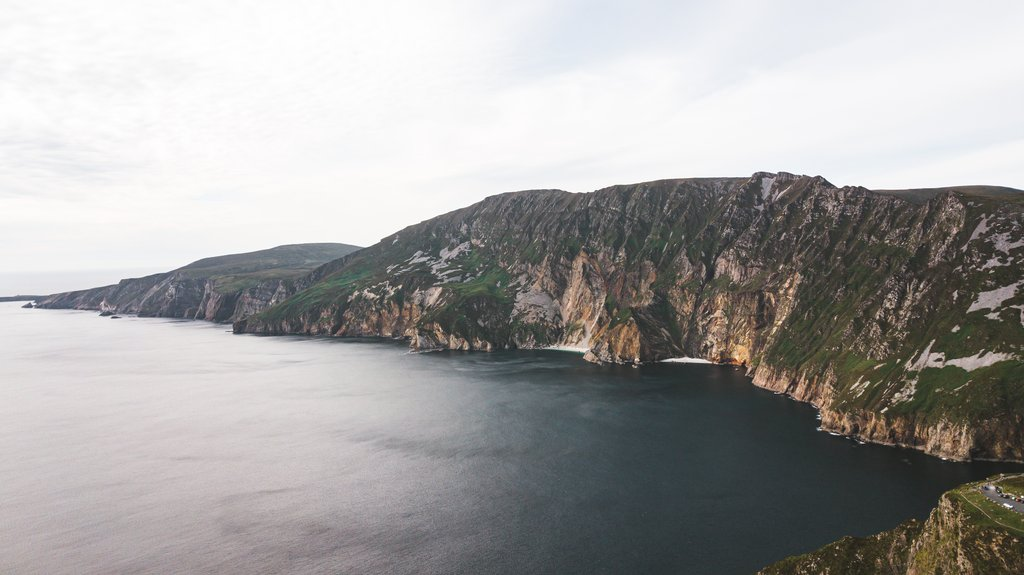 cliffs in donegal