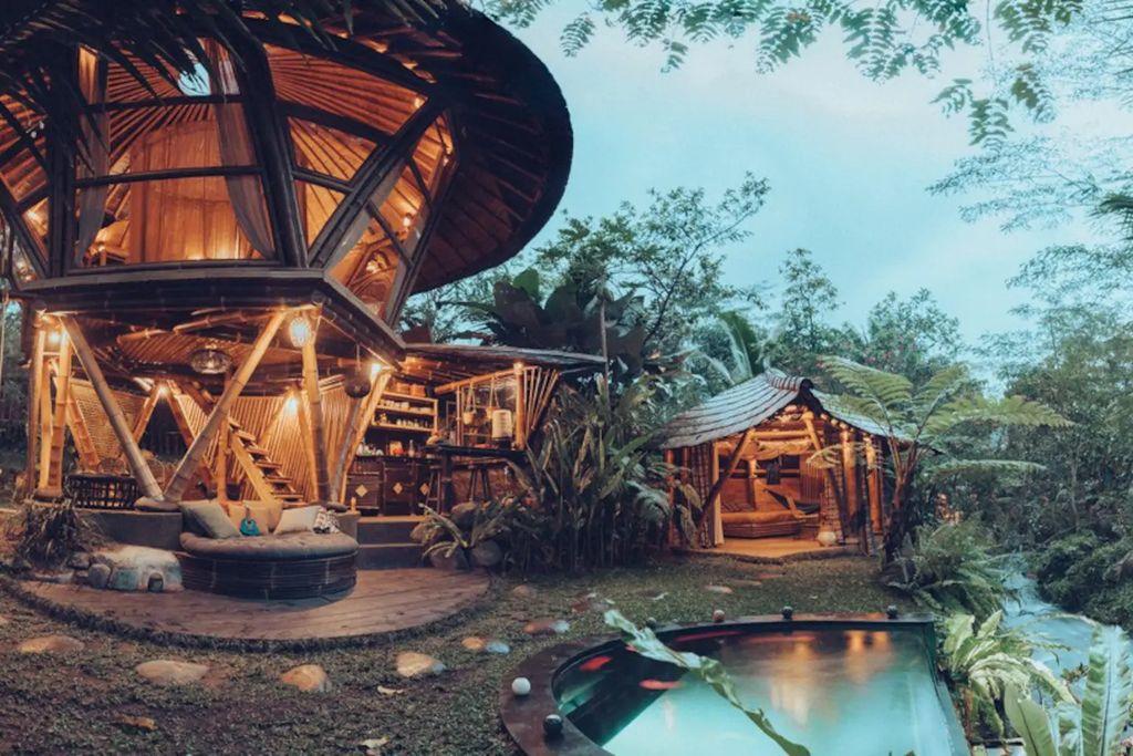 Hideout Beehive Bali villa
