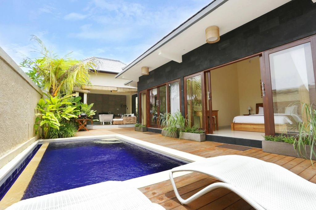 Uma Bingin Villa in Bali with pool
