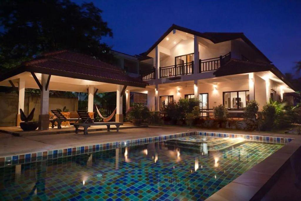 Long Beach, Luxury Pool Villa Thailand