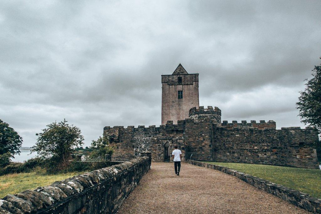 doe castle donegal