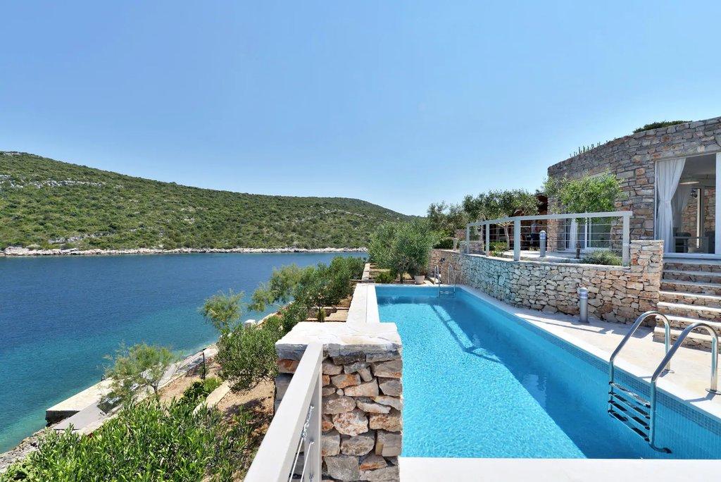 garden house villa croatia