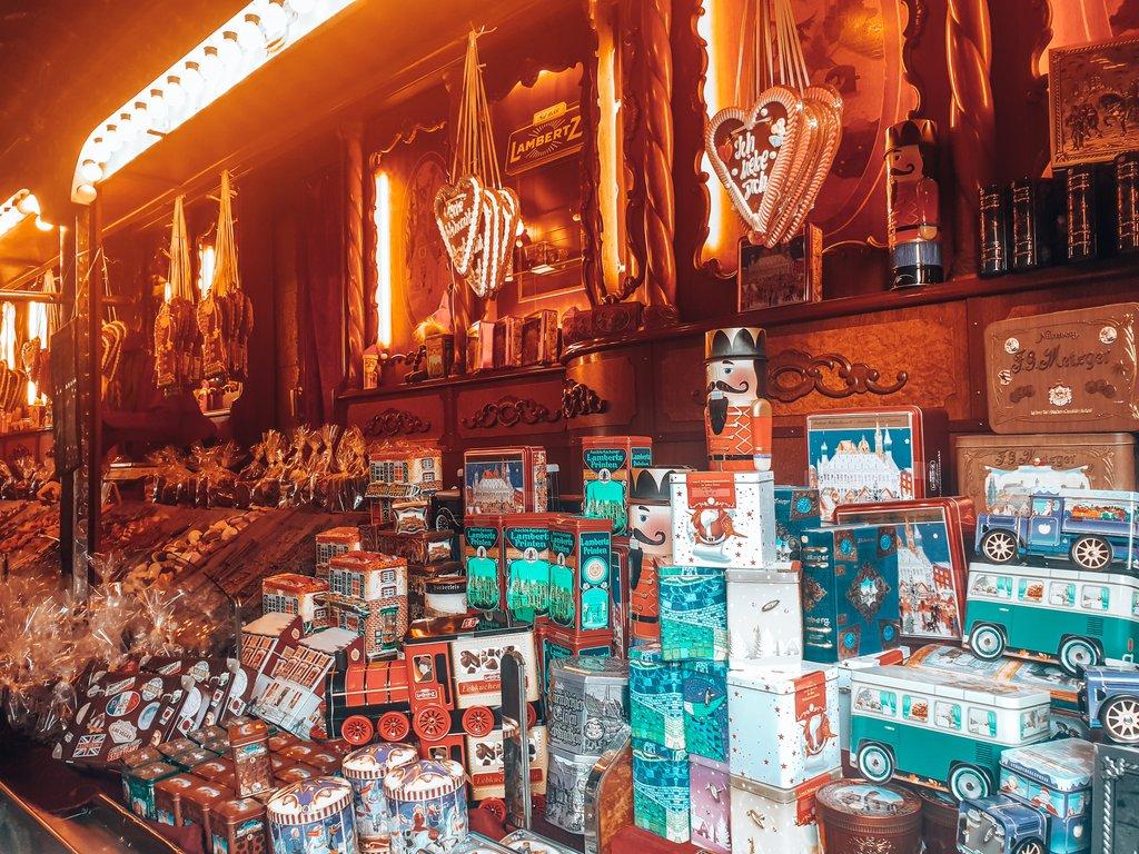 lubeck christmas markets