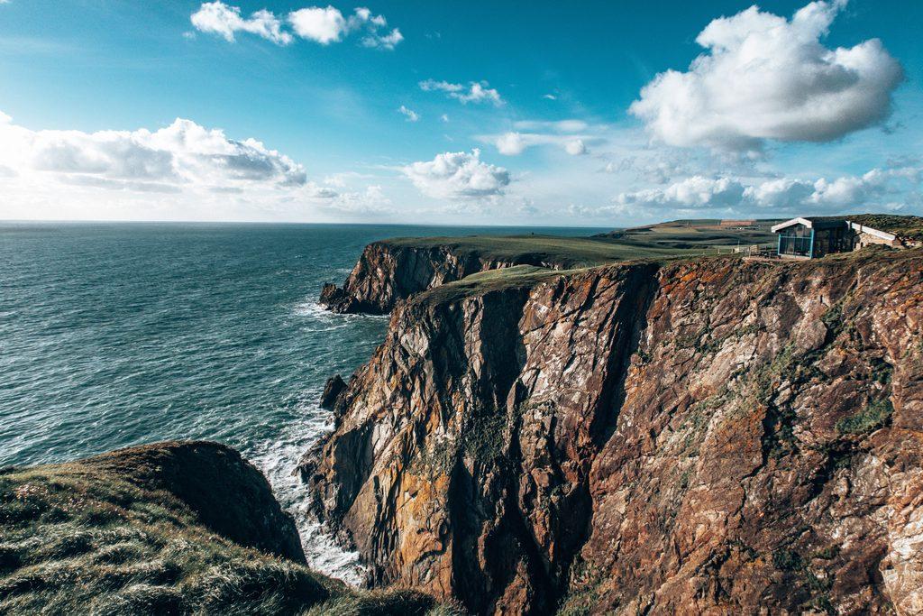 southwesterly coast of scotland