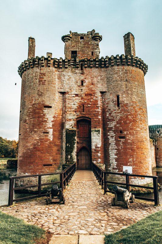 Caerlaverock CastleScotland