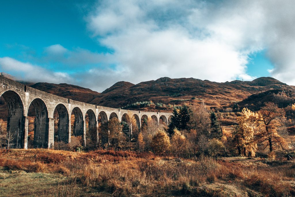 glen viaduct viewpoints
